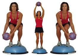 Balance Training bosu