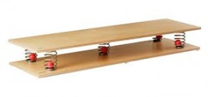 pedalo springboard